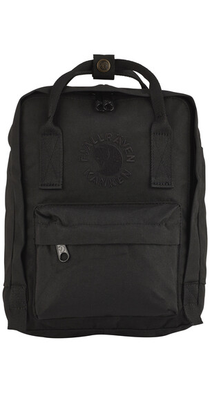 Fjällräven Re-Kånken Mini Daypack Black